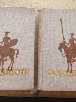Don Quijote I. II.