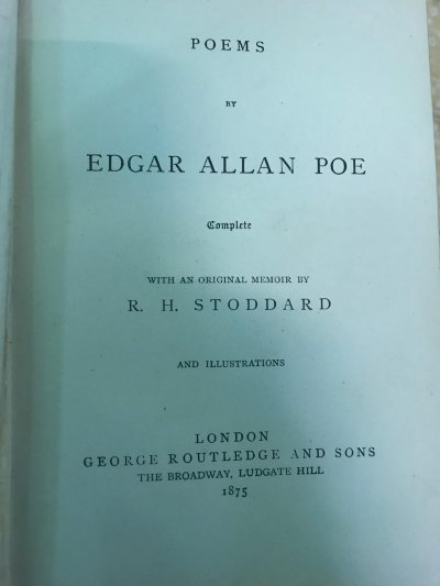 Poems by Edgar Allan Poe - Complete