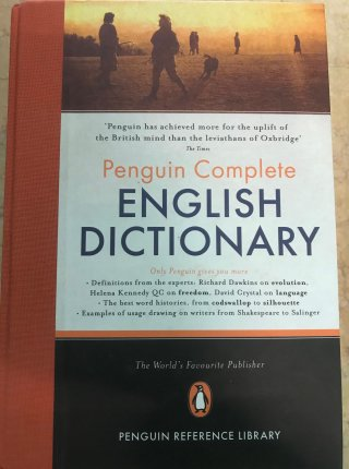 Penguin Complete English Dictionary
