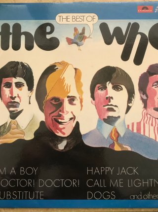 The best of the Who