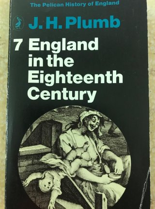 England in the Eighteenth Century
