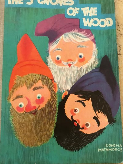 The 3 Gnomes of the Wood