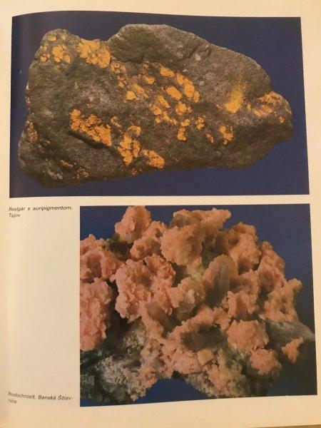 86101c6cd Minerály Slovenska | Scriptorium Antique