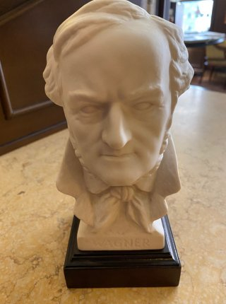 Busta Richard Wagner